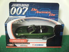 Corgi James Bond Jaguar Diecast Cars, Trucks & Vans