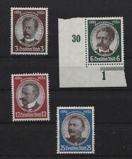 Deutsches Reich 540-543 postfrisch (B03752)