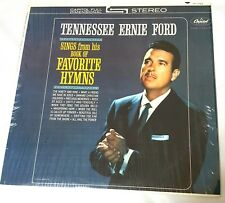 Tennessee Ernie Ford Sings from his Book of Favorite Hymns Vintage Vinyl 1962