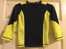 Mini Boden Rash Guard Boys Size 3-4