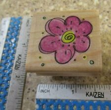 Little Flower Mw Rubber Stamp -Inkadinkado