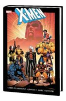 X-MEN BY CHRIS CLAREMONT & JIM LEE OMNIBUS HC VOL 01 NEW PTG MARVEL COMICS 81020