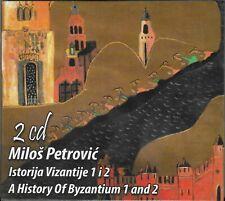 Milos Petrovic – Istorija Vizantije 1 I 2 = A History Of Byzantium 1 And 2