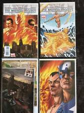 The Marvel's Project Comic book lot, 12 Issues, Marvel, NM, Variants
