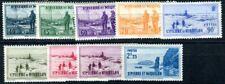 ST PIERRE et MIQUELON 1939 Yvert 196-202,204-205 ** POSTFRISCH TADELLOS (F4323