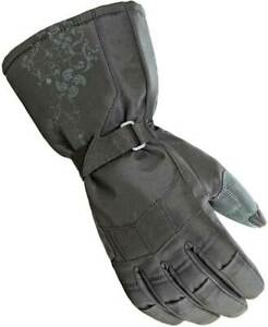 Joe Rocket Sub-Zero Women's Gloves - Winter Waterproof Insulated Cold Riding