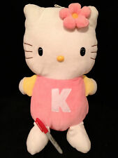 LARGE SILKY SQUEEZABLE PINK SANRIO HELLO KITTY PLUSH from Japan-ship free