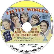 Little Women 1949 Peter Lawford, Elizabeth Taylor, Janet Leigh, June Allyson DVD