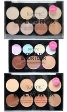 Technic Colour Fix Contour Palette Set Kit Highlighter Contouring Correcting