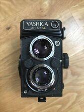 Yashica Mat-124G Medium Format TLR Film Camera 80 mm Yashinon Vintage
