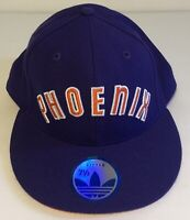 NBA Adidas Fitted Phoenix Suns Snapback Size 7 1/2 - New Without Tags