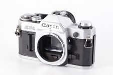 Canon AE-1 Silver Body Film Camera body only #955