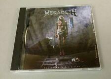 Megadeth Countdown to Extinction CD