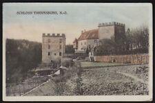 Niederösterreich:  Schloß Therasburg, Pulkau, Hollabrunn