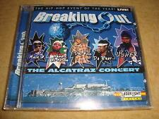 Breaking out-the Alcatraz Concert (NUOVO!) Mack 10 Naughty by Nature da Brat