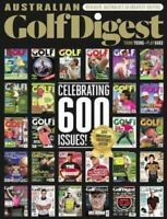 Australian Golf Digest October 2020 50th Anniversary Collector's Edition