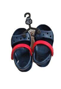 Crocs baby sandals size 4UK