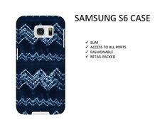 Chevron COLORANTE UNCOMMON da Indigo UNCOMMON Samsung Galaxy s6 Deflector