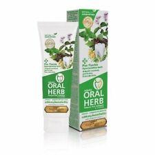 Oral Herb Premium Natural Herbal Fluoride toothpaste reduce bad breath Gum Care