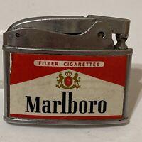 Vintage Ryan Marlboro Reds Refillable Lighter