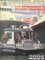 Shower-Tec Magazine Law Enforcement & Military Equipment 2005 120818nonrh