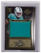 2014 Limited Jarvis Landry RC Auto Autograph JUMBO PATCH Jersey Card /25 !!!