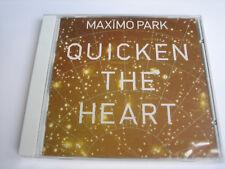 MAXIMO PARK - QUICKEN THE HEART - CD - NEU + ORIGINAL VERPACKT!