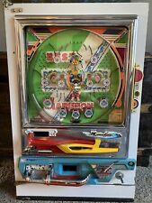 Maruhon vintage Model pachinko machine - Best Maruhon- Archery Theme, it Works!