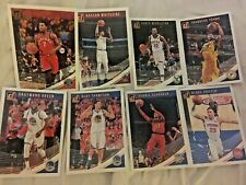 Lot of 8 Cards 2018-19 Donruss Basketball Draymond Clay Thompson Lowry Stars!
