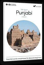 Eurotalk Talk Now Punjabi for Beginners - Download option & CD ROM