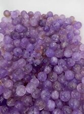 A+ Amethyst Stone Sphere ~ For Crystal Healing , Reiki , Chakra grid ball 1/2lb