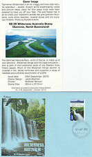 "2012 Wilderness Australia stamps on on pair limited edition ""K"" Covers FDC's"