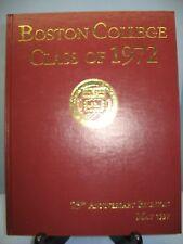 1997 Boston College Class of 1972 25th Anniversary Reunion