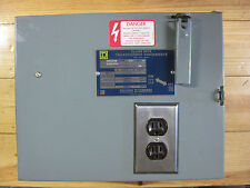 NEW SQUARE D SK5271W Transformer Disconnect Class 9070 1852399A