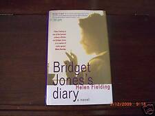 BRIDGET JONES DIARY, Helen Fielding, SIGNED, 1st ed/2nd print UK 1996  HCDJ