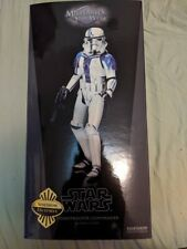 "Sideshow Star Wars 1/6 Exclusive ""Force Unleashed"" Stormtrooper Commander NIB"
