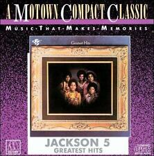 The Greatest Hits by The Jackson 5 (CD, Oct-1991, Motown) **BRAND NEW**