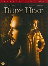 Body Heat Deluxe Edition 0012569813786 DVD Region 1