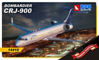 BPK (Big Planes Kits) 14410 Bombardier CRJ-900 Lufthansa, SAS model kit 1/144
