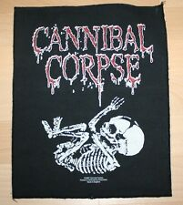 Cannibal Corpse, Butchered at Birth Back Patch, 2007, RAR