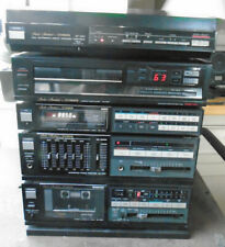 Studio Standard by Fisher Stereo Hi Fi Music Stack System