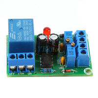 12V Storage Battery Smart Charging Controller Module Relay Board for Protection