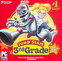 JumpStart - 3rd Grade (CD-Rom, 2007)