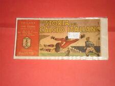 STRISCIA COLLANA LIBRI CELEBRI MAGNESIA S.PELLEGRINO N° 1-storia calcio italiano