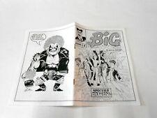 Dylan Dog parodie BIG anno 1 n. 2  zine fumetti