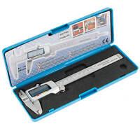 Digital Messschieber Schieblehre Digital Schublehre Schiebelehre BGS Werkzeug