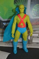 retro action super heroes  MARTIAN MANHUNTER  action figure  loose  8""