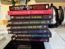 Charlaine Harris True Blood Sookie Stackhouse Novel Book Bundle PB x 8 Job Lot
