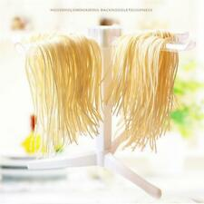 Collapsible Fresh Pasta Drying Rack Spaghetti Noodle Dryer Stand Kitchen F3