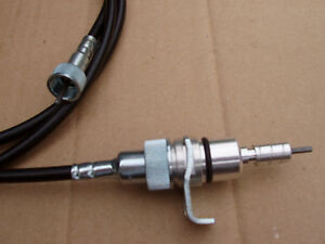 """69 70 71 72 73 74 FORD ECONOLINE VAN SPEEDOMETER CABLE 103""""  103 INCHES LONG"""